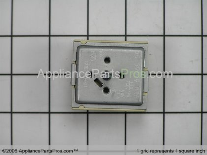 GE Infinite Control Switch WB24T10058 from AppliancePartsPros.com