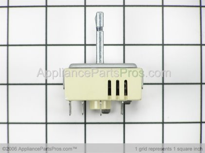 GE Infinite Control Switch WB24T10063 from AppliancePartsPros.com