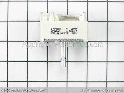 GE Infinite Ctl 2400 WB23K5043 from AppliancePartsPros.com