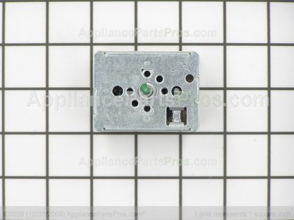 GE Infinite Switch Control WB24T10026 from AppliancePartsPros.com