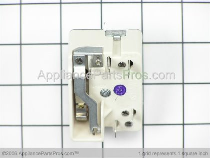 GE Infinite Warmer Switch WB24T10012 from AppliancePartsPros.com
