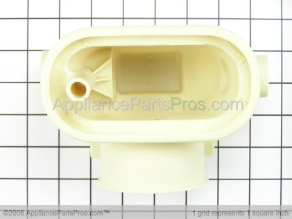 GE Inlet Sump WD18X10008 from AppliancePartsPros.com