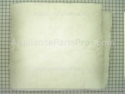 GE Oven Insulation Wrap WB02X10586 from AppliancePartsPros.com