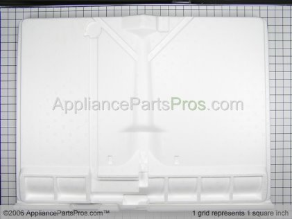 GE Insululation Divider WR17X2764 from AppliancePartsPros.com