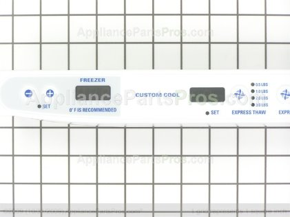 GE Interface Customer As WR55X10388 from AppliancePartsPros.com