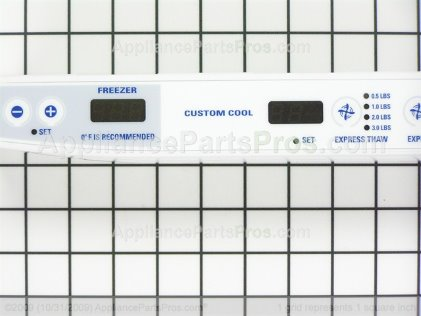 GE Interface Customer As WR55X10393 from AppliancePartsPros.com