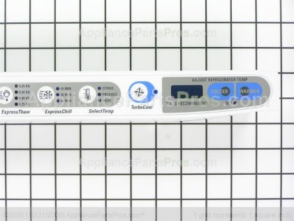 GE Interface Customer As WR55X10613 from AppliancePartsPros.com