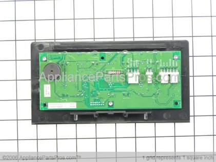 GE Interface Disp Asm Bk WR55X10298 from AppliancePartsPros.com