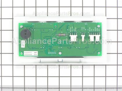 GE Interface Disp Asm Wh WR55X10459 from AppliancePartsPros.com