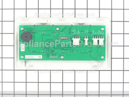 GE Interface Disp Asm Wh WR55X10581 from AppliancePartsPros.com