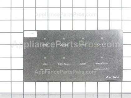 GE Interface Disp Asm WR55X10631 from AppliancePartsPros.com