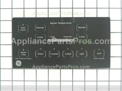 GE Interface Dispenser Asm WR55X10859 from AppliancePartsPros.com