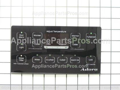 GE Interface Dispenser Asm WR55X10878 from AppliancePartsPros.com