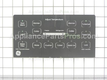 GE Interface Dispenser Asm WR55X10880 from AppliancePartsPros.com