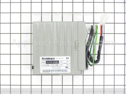 GE Inverter Asm Comp Mount WR55X10855 from AppliancePartsPros.com