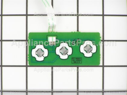 GE Key-Module WB27X10725 from AppliancePartsPros.com