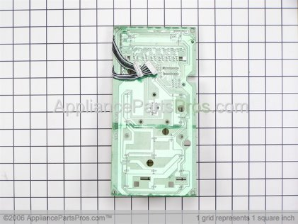 GE Key Pcb Ass'y WB27X10467 from AppliancePartsPros.com