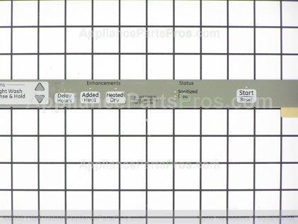 GE Keypad Asm WD34X11519 from AppliancePartsPros.com