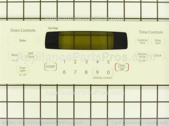 Ge Wb27t11077 Keypanel Supt Asm Appliancepartspros Com