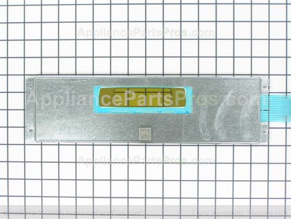 GE Keypanel Supt Asm (wh) WB27T11078 from AppliancePartsPros.com