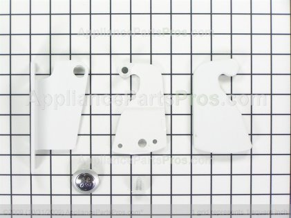 GE Kit Hinge Changeable WR49X10184 from AppliancePartsPros.com