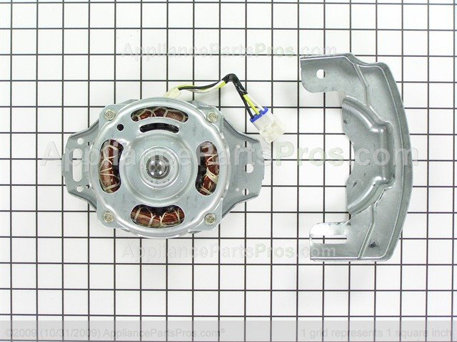 Ge Wh49x20495 Kit Motor And Shield Tub