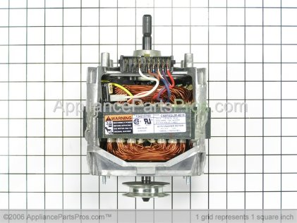 GE Kit Motor Conversion WH49X10032 from AppliancePartsPros.com