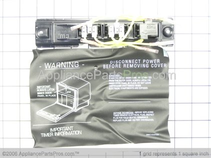 GE Kit Switch WD35X10014 from AppliancePartsPros.com
