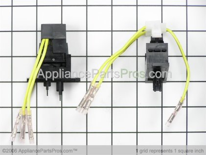 GE Kit Switch WD35X10016 from AppliancePartsPros.com