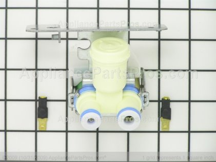 GE Kit Water Valve WR57X10052 from AppliancePartsPros.com
