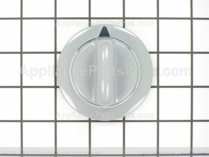 GE Knob Asm Timer Grey WE1M964 from AppliancePartsPros.com