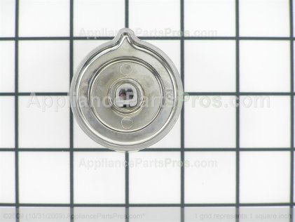 GE Knob Asm WB03T10263 from AppliancePartsPros.com