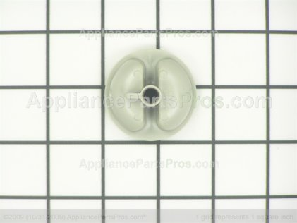 GE Knob Asm WJ12X10056 from AppliancePartsPros.com