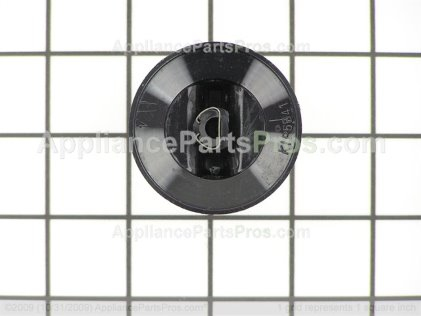GE Knob Control (blk) WB03K10113 from AppliancePartsPros.com