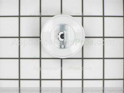 GE Knob Control (wh) WB03K10112 from AppliancePartsPros.com