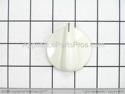 GE Knob WB03T10095 from AppliancePartsPros.com