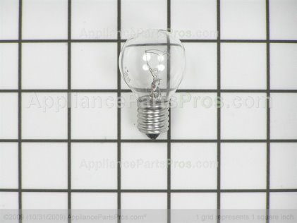 GE Lamp 40W Chill WR02X10812 from AppliancePartsPros.com