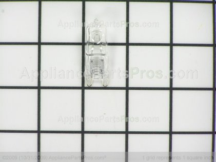 GE Lamp Halogen G9 WB08T10045 from AppliancePartsPros.com