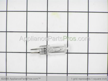 GE Lamp Halogen WB08T10023 from AppliancePartsPros.com