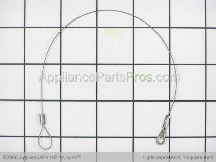 GE Lanyard Assembly WR2X8441 from AppliancePartsPros.com