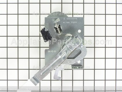 GE Latch and Handle Asm WB14T10040 from AppliancePartsPros.com