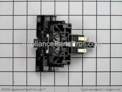 GE Latch Asm/gasket Kit WD13X10052 from AppliancePartsPros.com