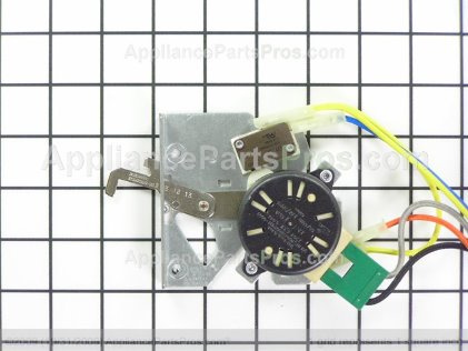 GE Latch Asm Motorized WB14T10045 from AppliancePartsPros.com