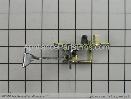 GE Latch Assembly WD13X5015 from AppliancePartsPros.com