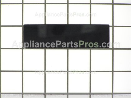 GE Latch Cover Insert Bb WD13X10039 from AppliancePartsPros.com
