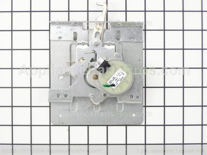 GE Latch Motorized Asm WB15T10106 from AppliancePartsPros.com