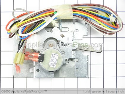 GE Latch Motorized Assembly WB14T10002 from AppliancePartsPros.com
