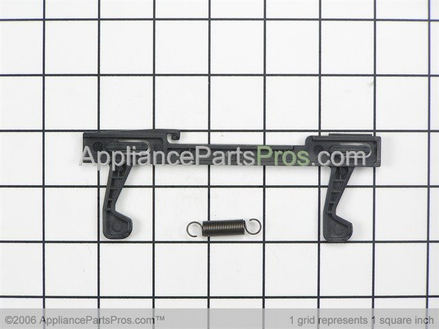 Ge Wb10x10021 Latch Spring Assembly Appliancepartspros Com