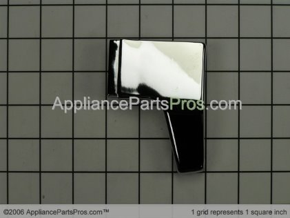GE Left End Cap WB7X6888 from AppliancePartsPros.com