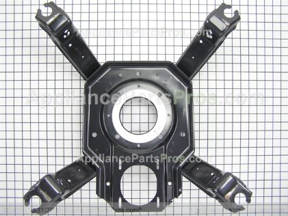 GE Leg & Platform Weld Assembly WH17X101 from AppliancePartsPros.com